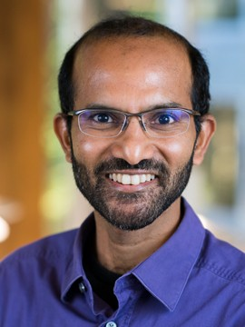 Professor Navin Ramankutty, Master of Public Policy & Global Affairs professional program, UBC