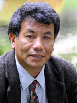 Professor Tsering Shakya, Master of Public Policy & Global Affairs professional program, UBC