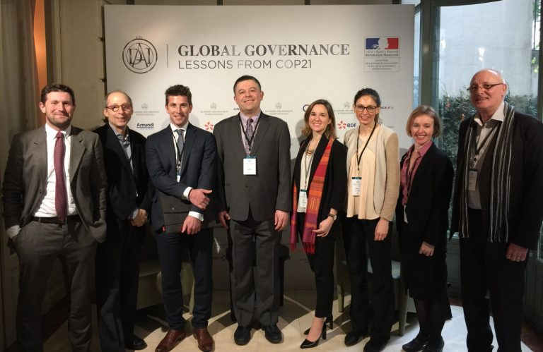 COP21 Paris Team