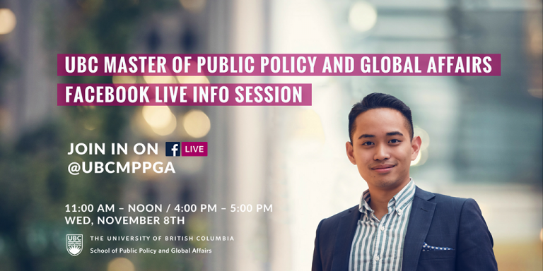MPPGA Fb Live Info Session