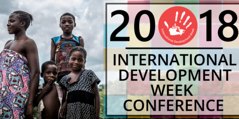 International Development Week Conference on Gender & Development