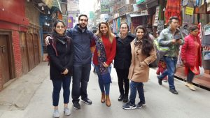 Nepal Team, Global Policy Project