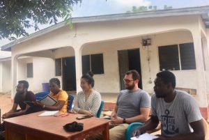 MPPGA Students in Ghana