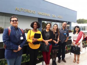 Peru Team Meeting ANA